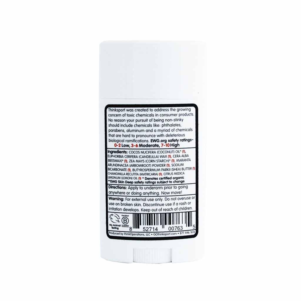 Doğal Deodorant, Papatya 85,8 ml, THINKSPORT